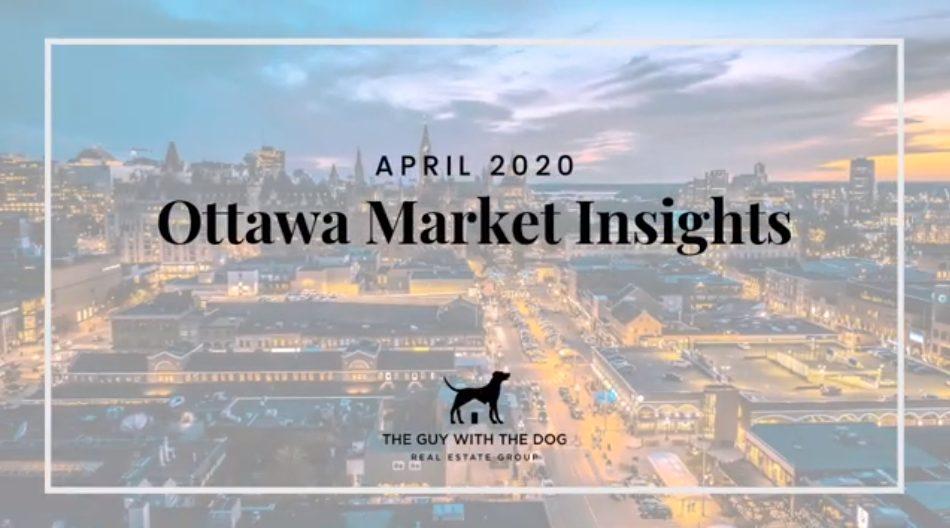 Ottawa Market Insights – April 2020