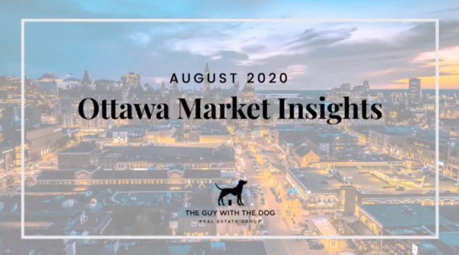 Ottawa Market Insights – August 2020