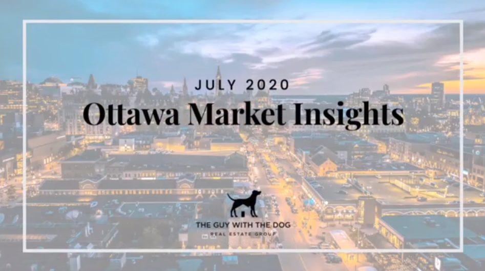Ottawa Market Insights – July 2020