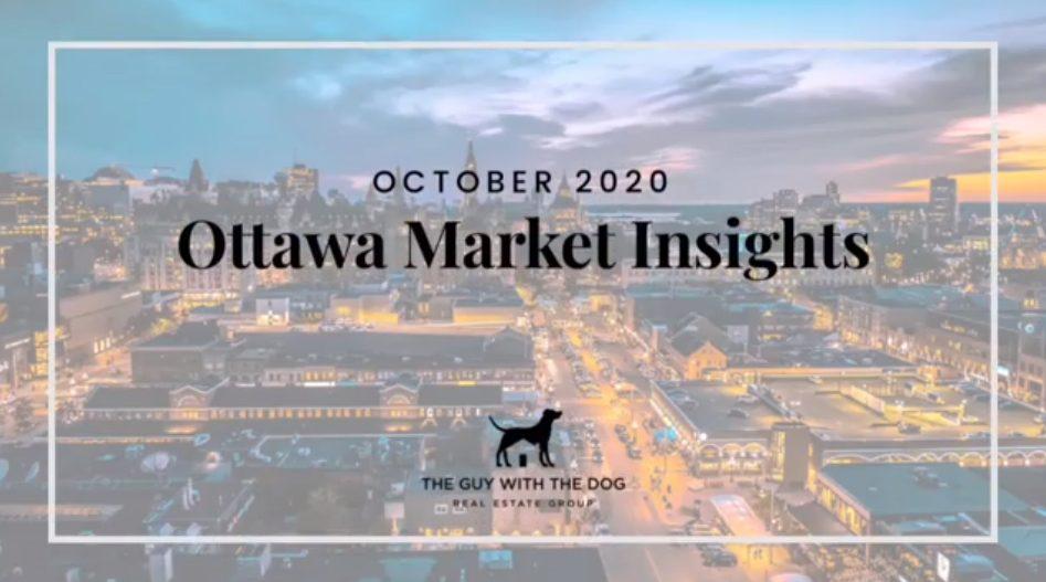 Ottawa Market Insights – October 2020