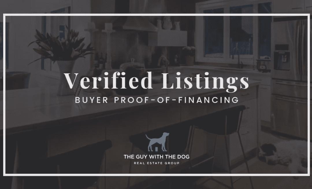 Buyer Proof-of-Financing