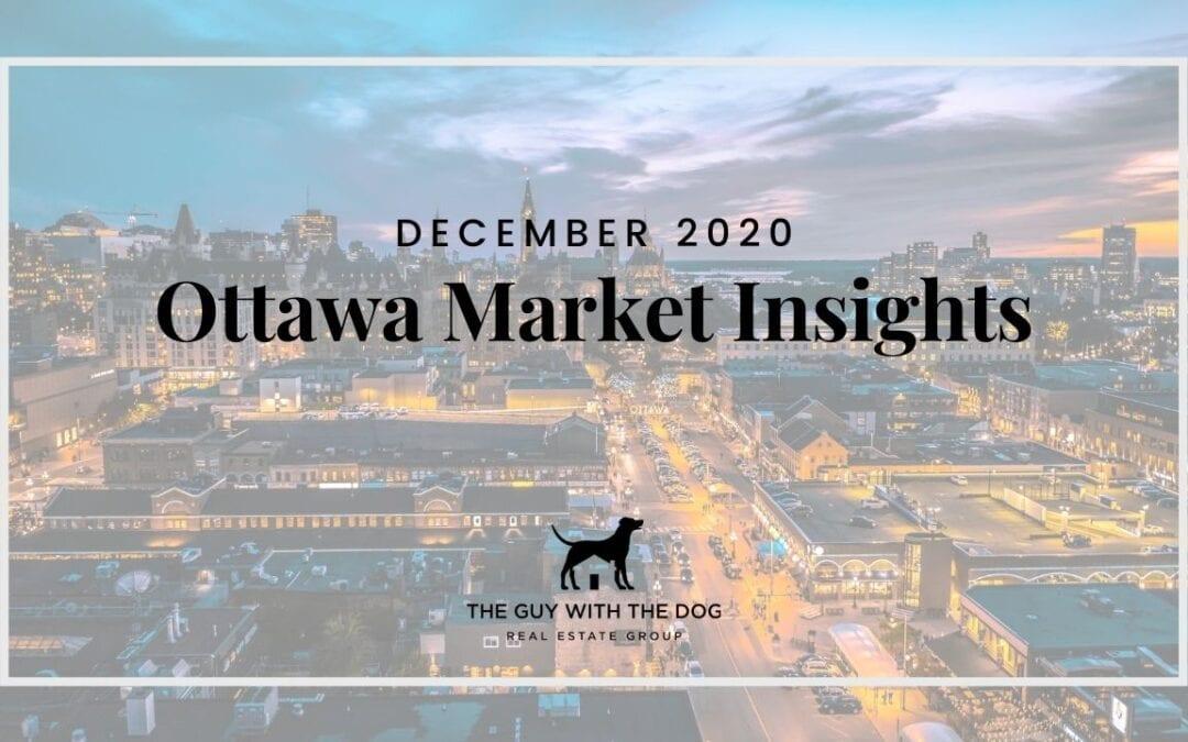 Ottawa Market Insights – December 2020